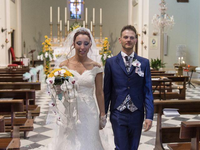 Il matrimonio di Umberto e Nancy a Rosignano Marittimo, Livorno 30