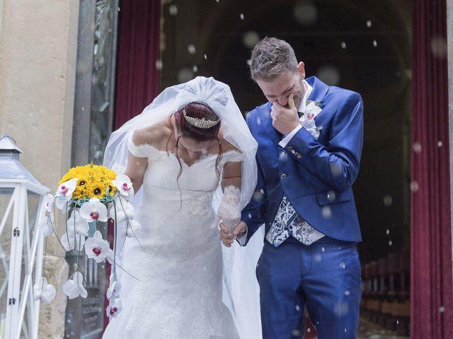 Il matrimonio di Umberto e Nancy a Rosignano Marittimo, Livorno 31