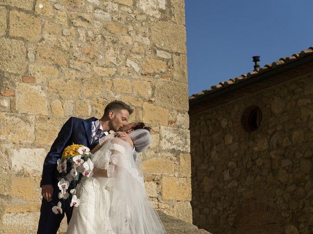 Il matrimonio di Umberto e Nancy a Rosignano Marittimo, Livorno 33