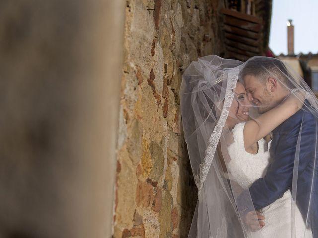 Il matrimonio di Umberto e Nancy a Rosignano Marittimo, Livorno 34