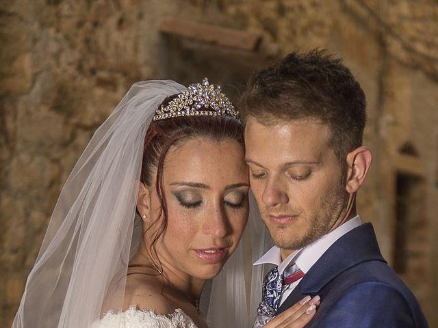 Il matrimonio di Umberto e Nancy a Rosignano Marittimo, Livorno 36