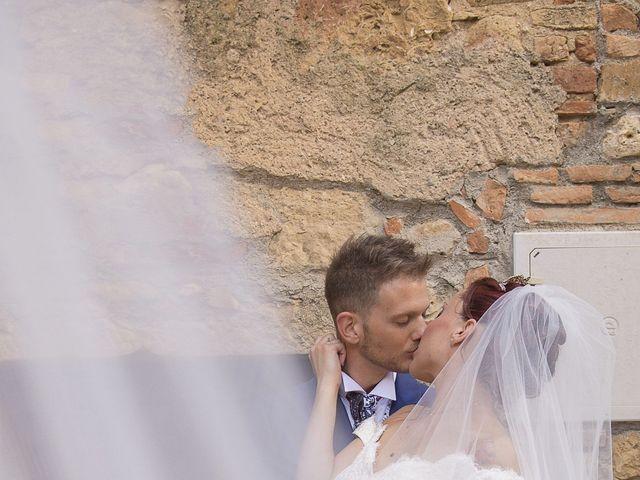 Il matrimonio di Umberto e Nancy a Rosignano Marittimo, Livorno 37