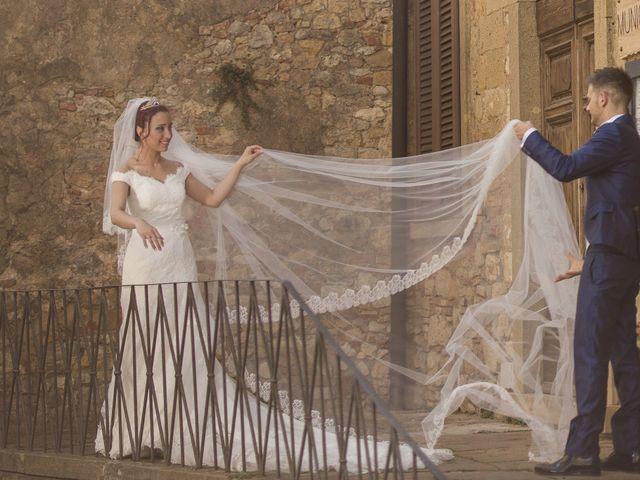 Il matrimonio di Umberto e Nancy a Rosignano Marittimo, Livorno 41