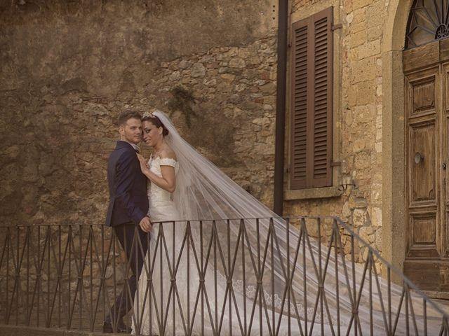 Il matrimonio di Umberto e Nancy a Rosignano Marittimo, Livorno 42