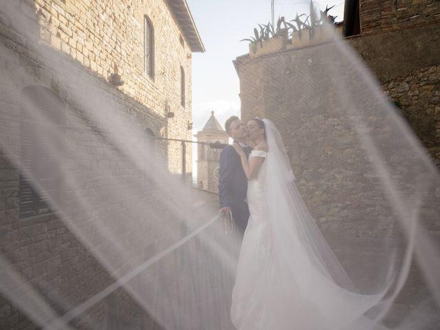Il matrimonio di Umberto e Nancy a Rosignano Marittimo, Livorno 44