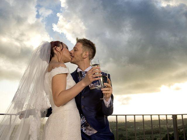 Il matrimonio di Umberto e Nancy a Rosignano Marittimo, Livorno 46