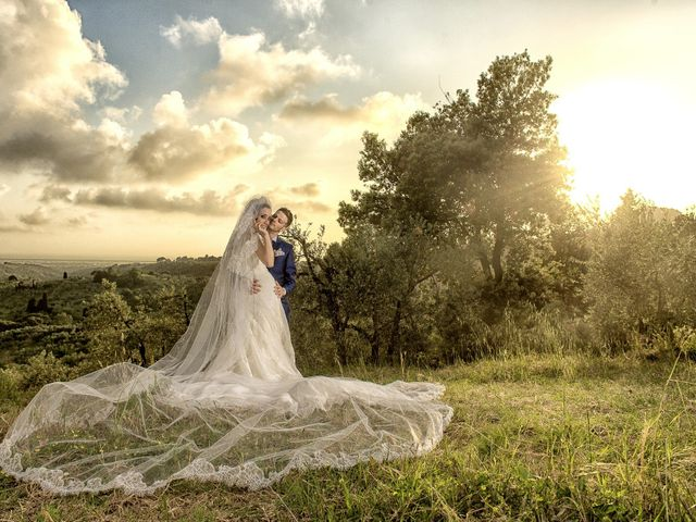 le nozze di Nancy e Umberto