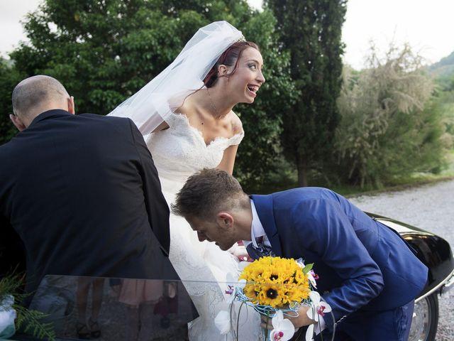 Il matrimonio di Umberto e Nancy a Rosignano Marittimo, Livorno 48