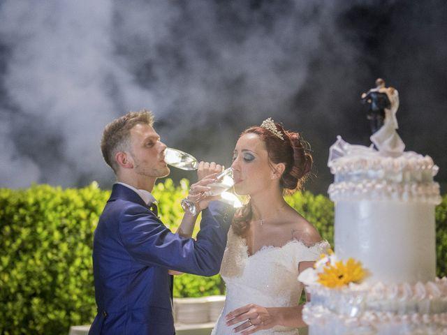 Il matrimonio di Umberto e Nancy a Rosignano Marittimo, Livorno 50
