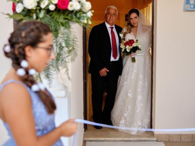 Il matrimonio di Alessia e Lorenzo a Anzio, Roma 12
