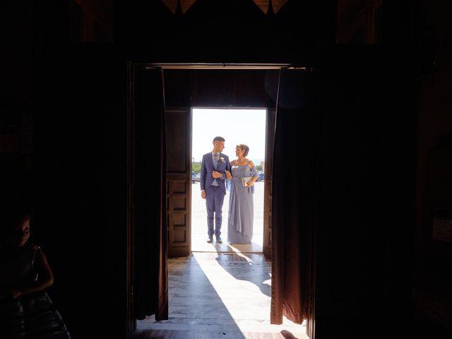 Il matrimonio di Alessia e Lorenzo a Anzio, Roma 14