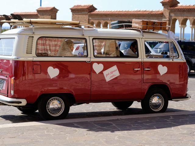 Il matrimonio di Alessia e Lorenzo a Anzio, Roma 15