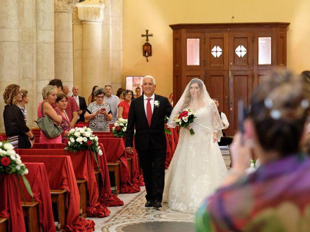 Il matrimonio di Alessia e Lorenzo a Anzio, Roma 16