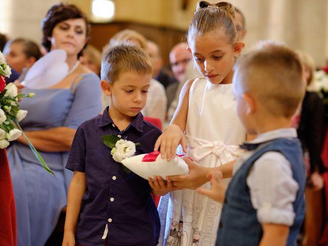 Il matrimonio di Alessia e Lorenzo a Anzio, Roma 19