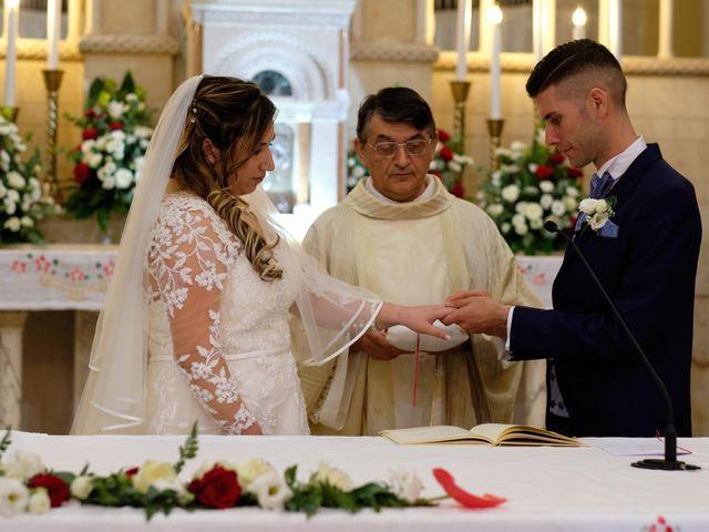Il matrimonio di Alessia e Lorenzo a Anzio, Roma 20