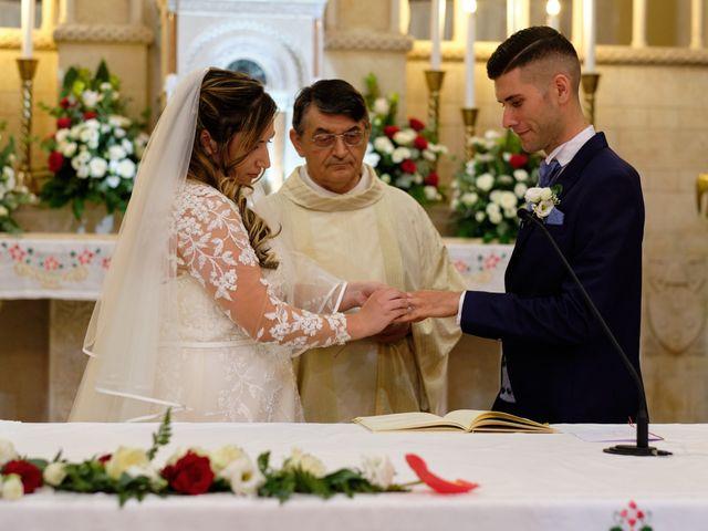 Il matrimonio di Alessia e Lorenzo a Anzio, Roma 21