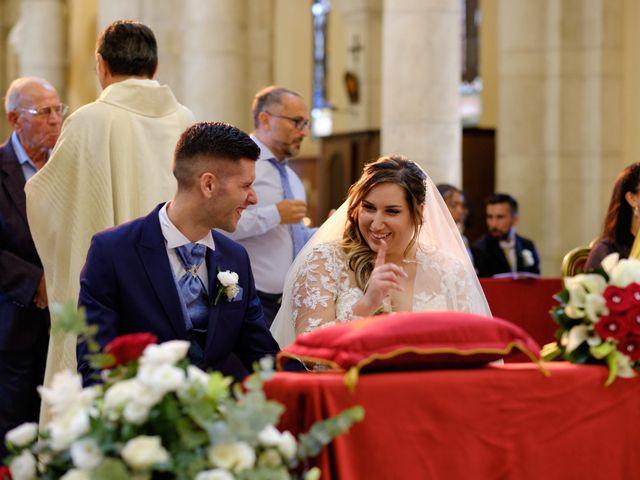 Il matrimonio di Alessia e Lorenzo a Anzio, Roma 24