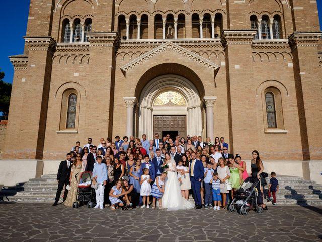 Il matrimonio di Alessia e Lorenzo a Anzio, Roma 29