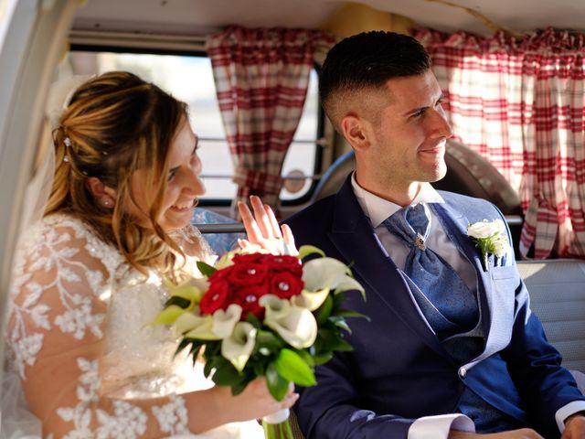 Il matrimonio di Alessia e Lorenzo a Anzio, Roma 30