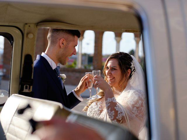 Il matrimonio di Alessia e Lorenzo a Anzio, Roma 32