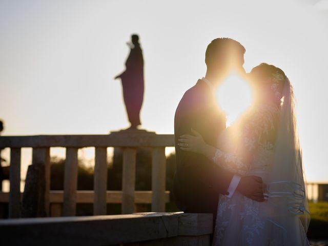 Il matrimonio di Alessia e Lorenzo a Anzio, Roma 33