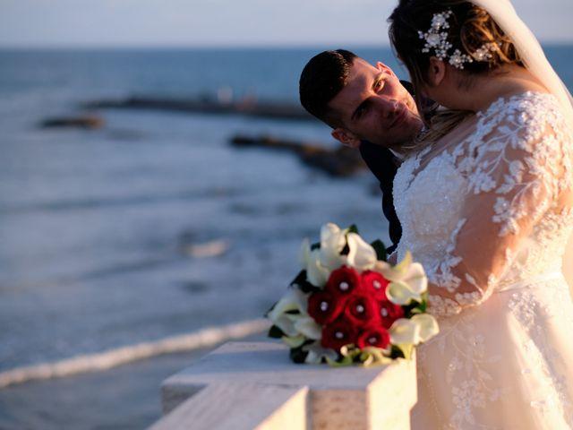 Il matrimonio di Alessia e Lorenzo a Anzio, Roma 34
