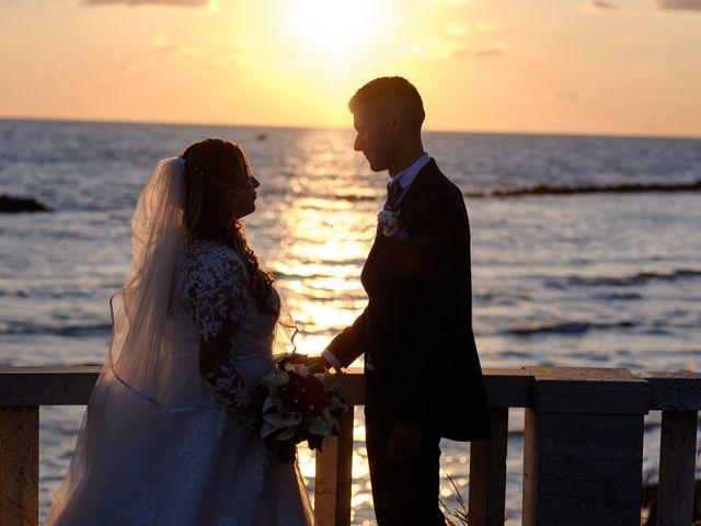 Le nozze di Lorenzo e Alessia