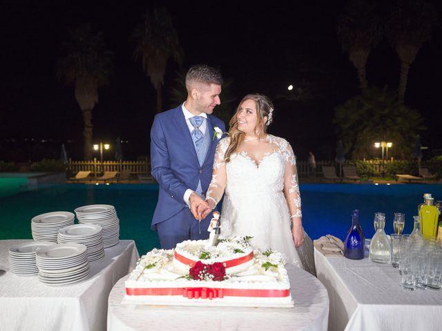 Il matrimonio di Alessia e Lorenzo a Anzio, Roma 41