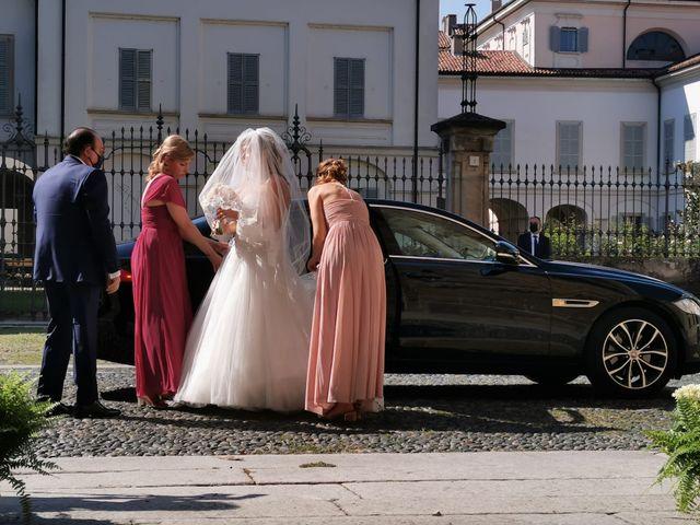 Il matrimonio di Luca e Angelica a Pavia, Pavia 11