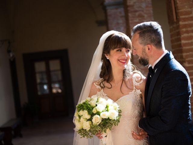 Le nozze di Carmen e Stefano