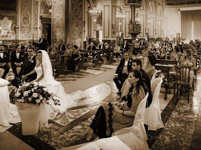 Il matrimonio di Sarah e Giuseppe a Catania, Catania 20