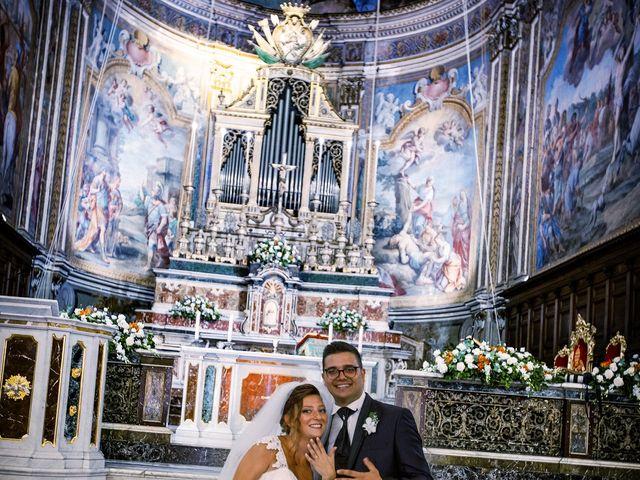 Il matrimonio di Sarah e Giuseppe a Catania, Catania 22