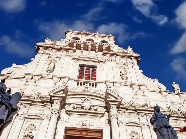 Il matrimonio di Sarah e Giuseppe a Catania, Catania 23