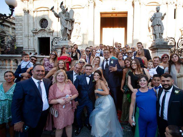 Il matrimonio di Sarah e Giuseppe a Catania, Catania 24