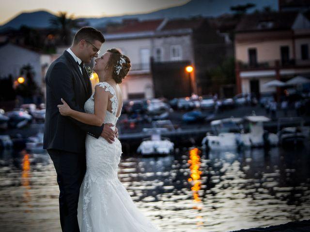 Il matrimonio di Sarah e Giuseppe a Catania, Catania 28