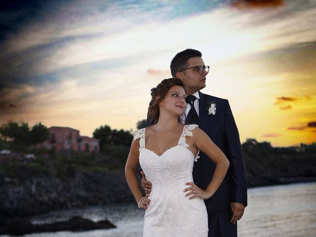 Il matrimonio di Sarah e Giuseppe a Catania, Catania 29