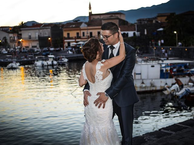 Il matrimonio di Sarah e Giuseppe a Catania, Catania 30