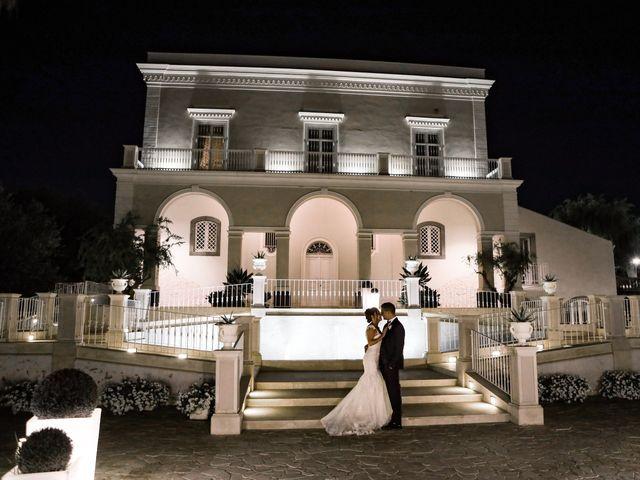 Il matrimonio di Sarah e Giuseppe a Catania, Catania 32