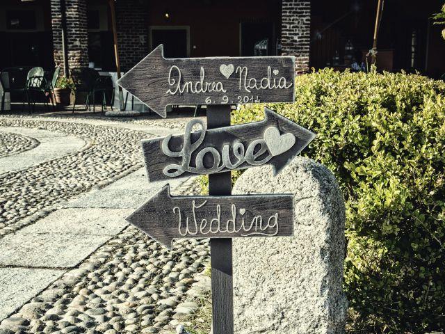 Il matrimonio di Andrea e Nadia a Robecco sul Naviglio, Milano 3