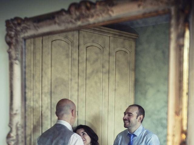 Il matrimonio di Andrea e Nadia a Robecco sul Naviglio, Milano 16