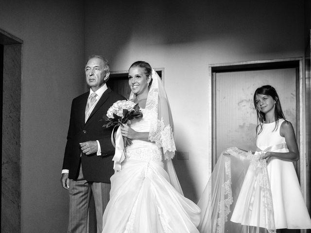 Il matrimonio di Andrea e Nadia a Robecco sul Naviglio, Milano 40