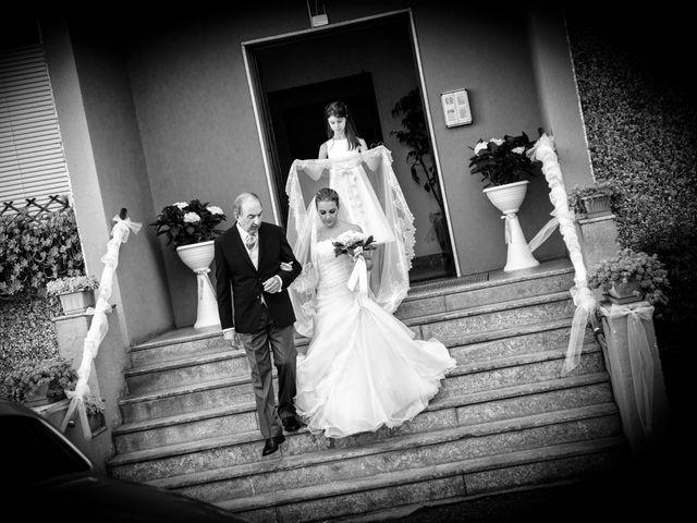 Il matrimonio di Andrea e Nadia a Robecco sul Naviglio, Milano 42