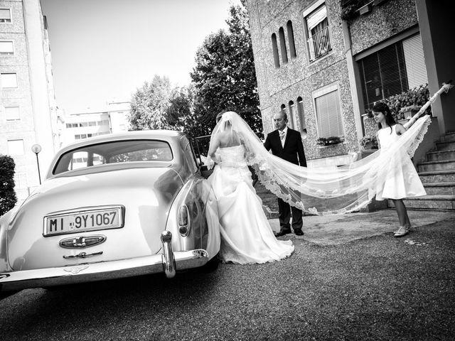Il matrimonio di Andrea e Nadia a Robecco sul Naviglio, Milano 43