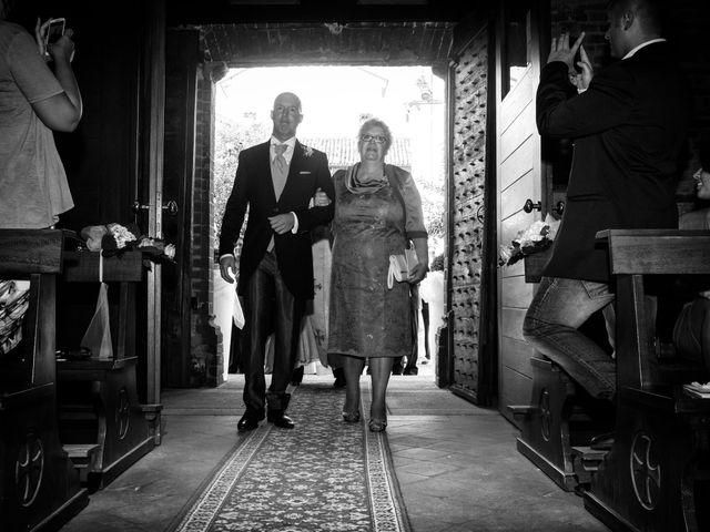 Il matrimonio di Andrea e Nadia a Robecco sul Naviglio, Milano 45