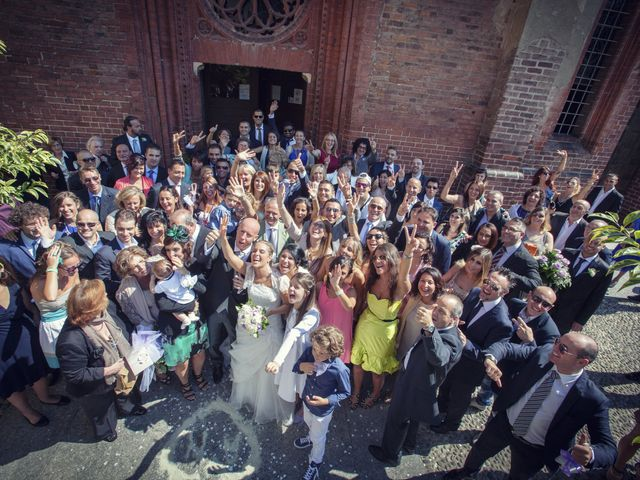 Il matrimonio di Andrea e Nadia a Robecco sul Naviglio, Milano 66