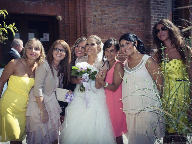 Il matrimonio di Andrea e Nadia a Robecco sul Naviglio, Milano 67