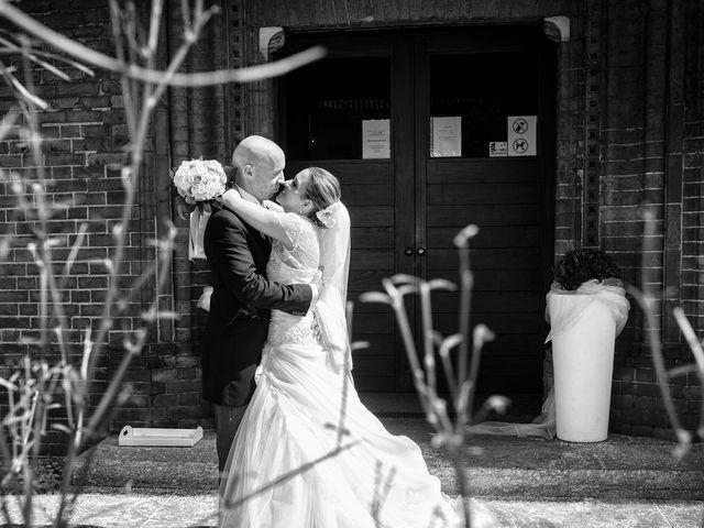 Il matrimonio di Andrea e Nadia a Robecco sul Naviglio, Milano 71