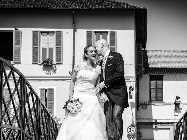 Il matrimonio di Andrea e Nadia a Robecco sul Naviglio, Milano 73