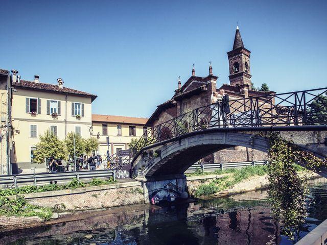Il matrimonio di Andrea e Nadia a Robecco sul Naviglio, Milano 74