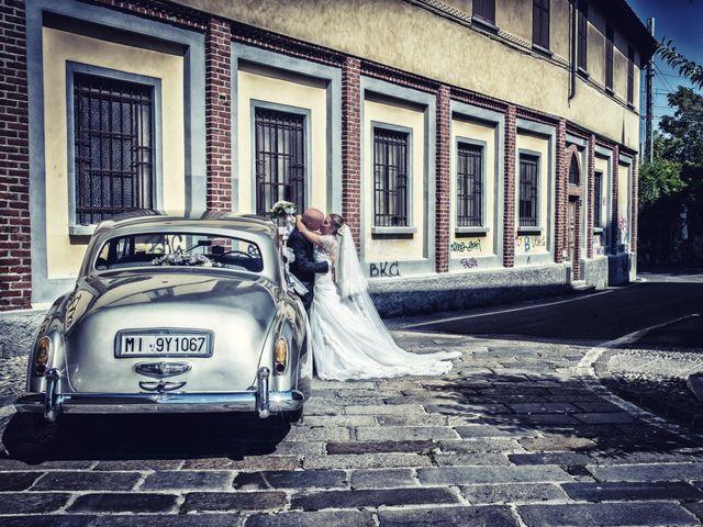 Il matrimonio di Andrea e Nadia a Robecco sul Naviglio, Milano 75